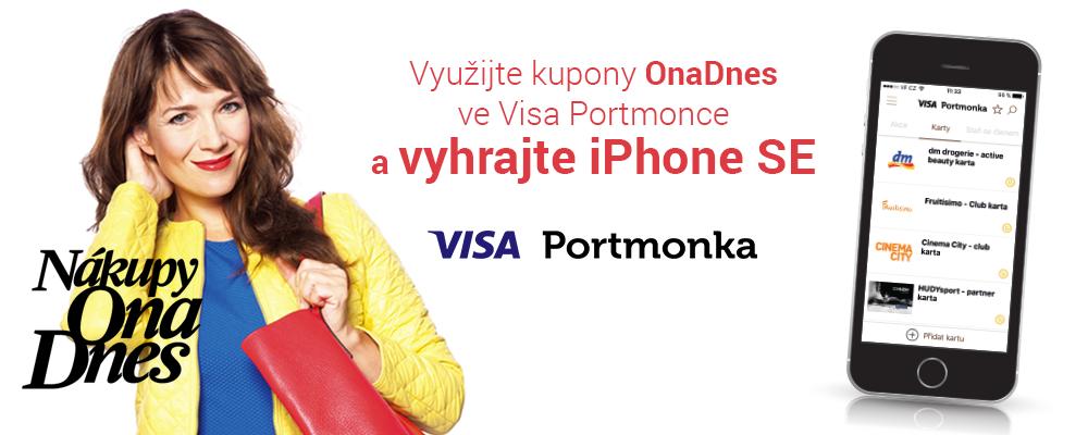 Visa Portmonka