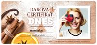 Dárkový certifikát s vlastní fotografií