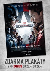 Avengers - Občanská válka