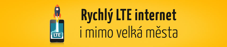 Rychl� LTE internet