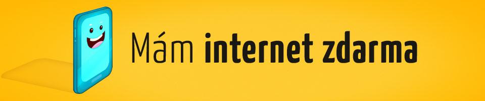 Mobiln� internet zdarma